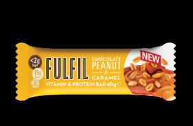 Fulfil Peanut & Caramel 40g x15