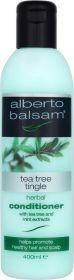 Alberto Balsam Conditioner Tea Tree 400ml x6
