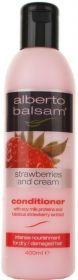 Alberto Balsam Conditioner Strawberries & Cream 400ml x6
