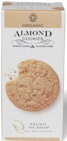 Against The Grain Organic Almond Cookies 150g x6