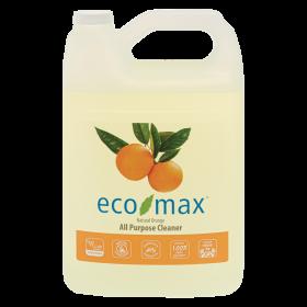Eco-Max Washing-Up Liquid Orange 4L x4
