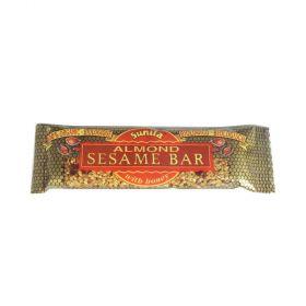 Sunita Sesame Bars Sesame & Honey with Sultanas Bar Organic
