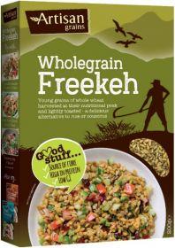 Artisan Grains Wholegrain Freekeh 200g x6