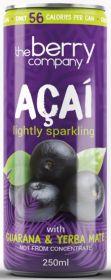 Berry Company Acai Berry Sprakling with Botanicals 300ml x12