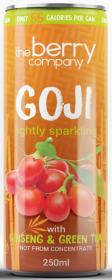 Berry Company Goji Berry Sparkling with Botanicals 250ml x12