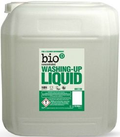 Bio-D Perfume Free Washing-up Liquid (Concentrated) 15L x1