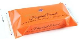 Booja Booja Organic Hazelnut Crunch Chocolate Truffles 25g (2's) x16