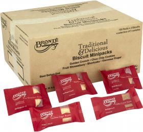 Bronte Traditional & Delicious - Twinpack Minipacks 5x20's