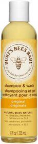 Burt's Bees Baby Bee Original (Tear Free) Shampoo and Body Wash 235ml x3
