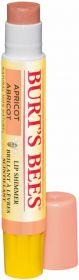 Burt's Bees Apricot Lip Shimmer 2.6g x4