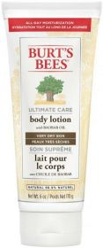 Burt's Bees Ultimate Care Body Lotion 170g x3