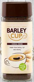 Barleycup Granules Natural Grain Coffee 6x200g