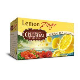 Celestial Seasoning Tea Lemon Zinger 20gx6