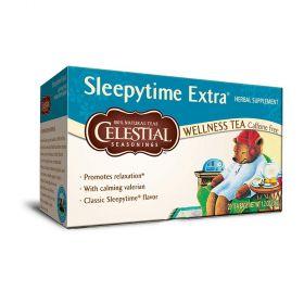 Celestial Seasonings Tea Sleepytime Extra 20gx6