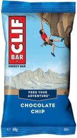 Clif Chocolate Chip Energy Bar 68g x12