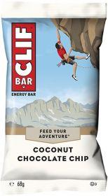 Clif Coconut Chocolate Chip Energy Bar 68g x12