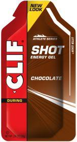 Clif Shot Energy Gel - Chocolate 34g x8