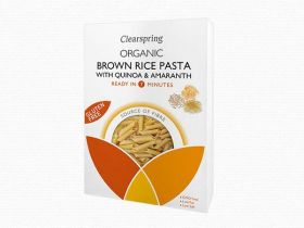 Clearspring Organic GF Chickpea Pasta � Sedanini 250g x 8