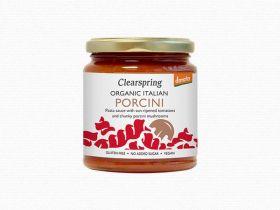 Clearspring Demeter Organic Italian Puttanesca Pasta Sauce 300g x 6