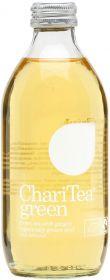 ChariTea Fair Trade & Organic Ginger and Honey Green Iced Tea 330ml x24