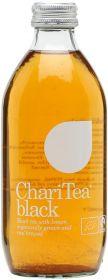 ChariTea Fair Trade & Organic Lemon Black Iced Tea 330ml x24