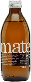 ChariTea Fair Trade & Organic Natural Caffeine Boost Mate Sparkling Iced Tea 330ml x24