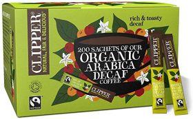 Clipper Tea Instant Decaf 200 sticks