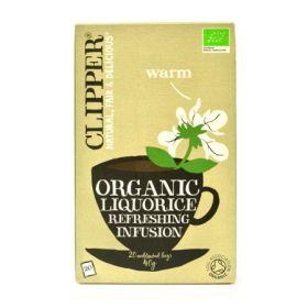 Clipper Tea Liquorice Infusion 20'S