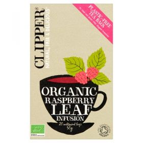 Clipper Tea Raspberry Leaf Infusion 20's