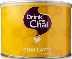 Drink Me Chai Vanilla Latte (+ Scoop) 1kg x1