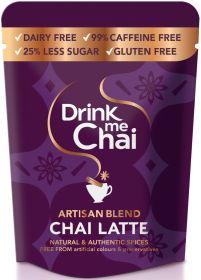 Drink Me Chai Artisan Blend Latte (+ Scoop) 1kg x1