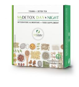 My Vitaly Detox tea Night and day treatment 2x200g