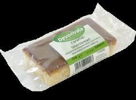 Devonvale Caramel Shortbread 75g x24