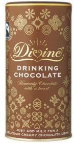 Divine Fair Trade Drinking Chocolate 400g x6