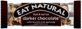 Eat Natural Darker Chocolate with Brazils and Apricots 45g x12