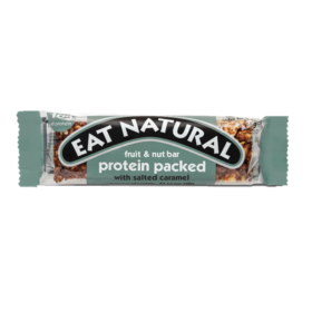 Eat Natural Protein Packed Salted Caramel 45g x12