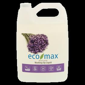 Eco-Max Washing-Up Liquid Lavender 4L x4