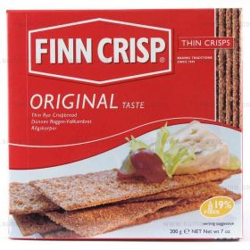 Finn Crispbreads Five Wholegrains - Thin 190g x9