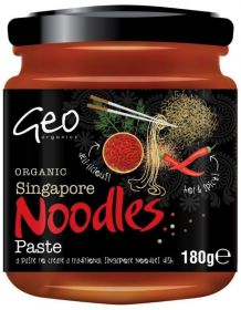 Geo Organics Indonesian Rendang Paste 180gx6