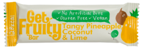 Get Fruity Radiant Raspberry Fuit and Oat Bar 35g x25