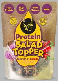 Good 4 U Garlic & Chilli Salad Topper 125gx8