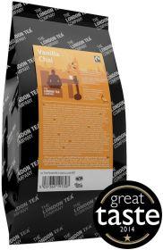 London Tea Company Fair Trade Vanilla Chai Pyramid Tea Bags 100g (50s) x3