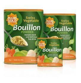 Marigold Swiss Veg Bouillon Green Family 6x500g