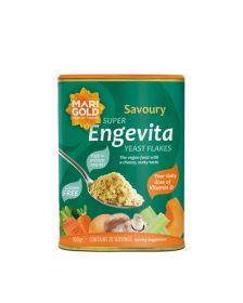 Marigold Super Engevita Vit D B12 Yeast Flakes 6x100g