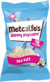 Sea salt flavour topcorn (12x23g)