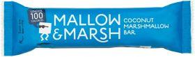 Mallow and Marsh Coconut Marshmallow Bar 25g x12