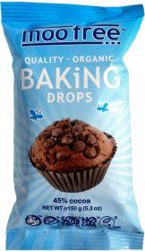 Moo Free Organic Baking Drops 150g x10