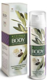 My Vitaly Body Cream Olive and Shea Butter 1x200ml