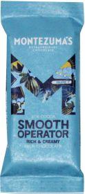 Montezuma Organic Smooth Operator Milk Chocolate Mini Bar 25g x26