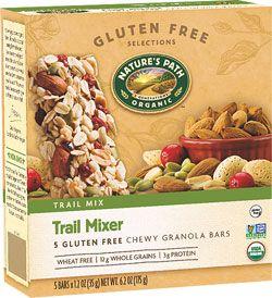 Natures Path Organic Granola - Fruit & Nut 325g x12